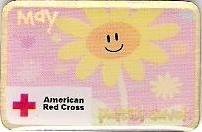 Platelet Donor May (2008) Pin