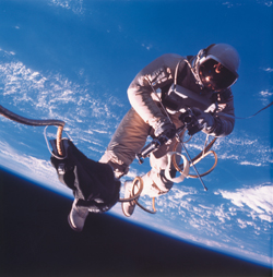 First American Space walk - Ed White
